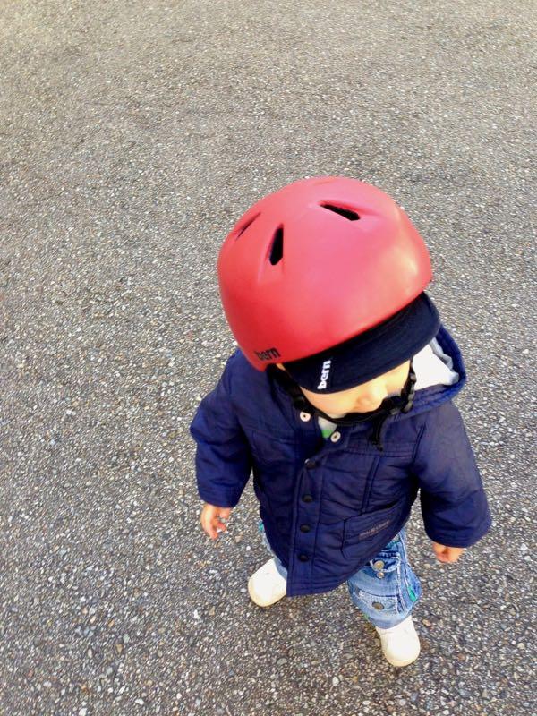 [レビュー]子供用ヘルメット bern(バーン)〜大人かっこいい子供ヘルメット