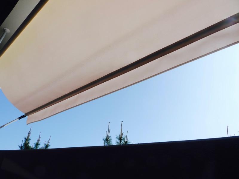 マンションの日よけシェード 〜効果抜群で大満足のオーニングテント〜_マルキの育児グッズブログ_3