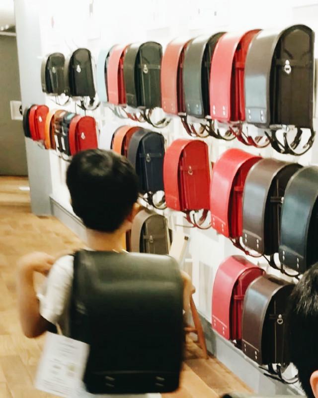 [ランドセル選び]土屋鞄のランドセルを童具店で試着&ネットで注文しました。_マルキの育児グッズブログ3