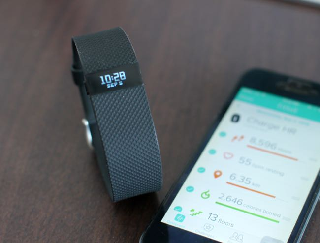 Fitbit charge HR でダイエットは成功するか? Vol.1