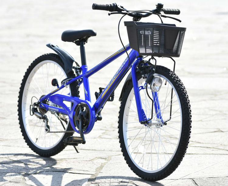 【おすすめ子供用自転車】21テクノロジーの子供用マウンテンバイク(24インチ)に決めました